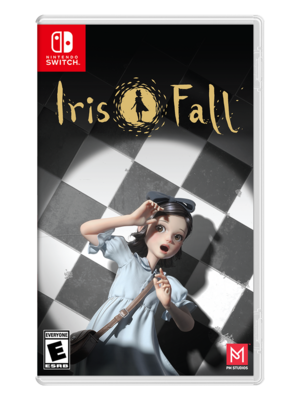 Iris Fall - PAX West 2021 Cover Variant – Nintendo Switch