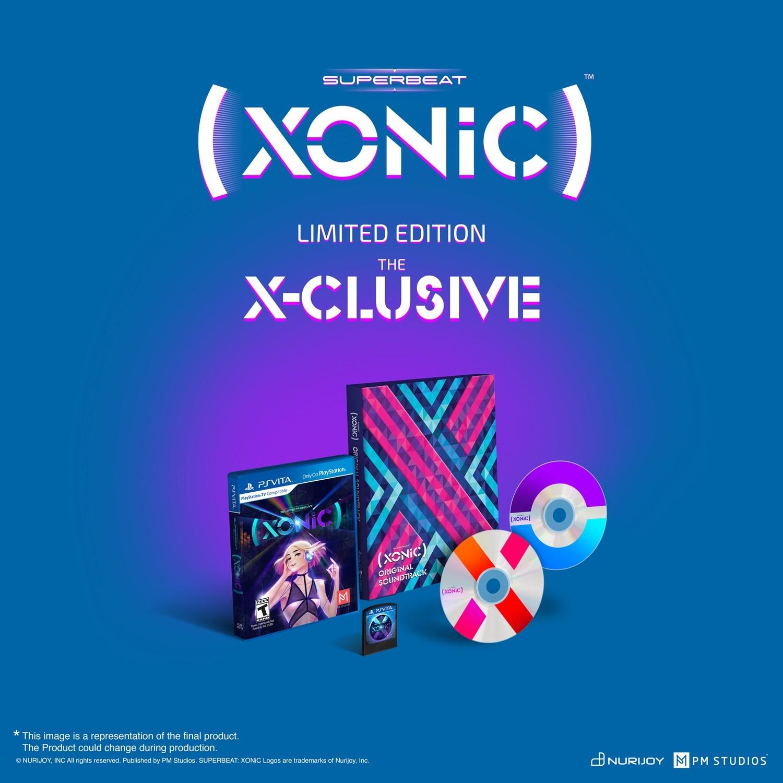 SUPERBEAT: XONiC Xclusive – Vita
