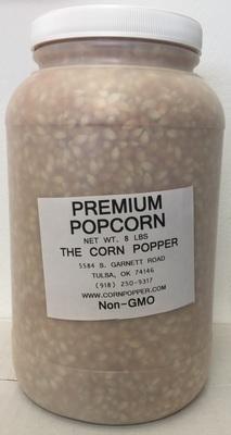 Premium Popcorn Seed 8 Lb Jar