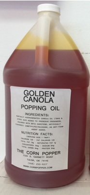 Golden Canola Oil