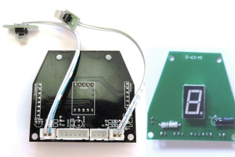 Precision Handle Circuit Board D-62145