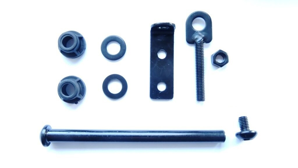 Front wheel Axle spindle bolt fits Precision Pro Rider and others