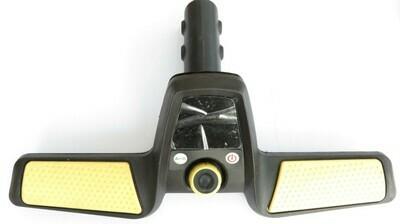 Caddymatic Golf Trolley Handle YELLOW