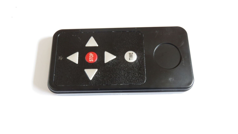 Remote control for remote golf trolleys