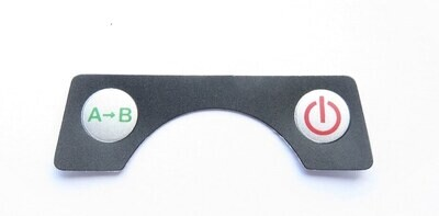 Caddymatic button covers  (self-adhesive back)