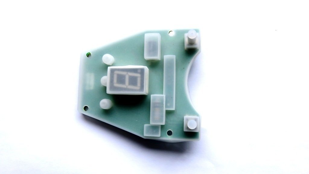Handle Circuit Board with sealed Protector Model D64186