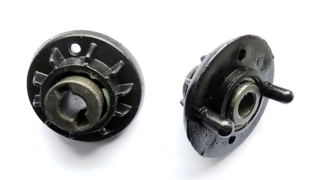 Precision Engineered Golf Trolley Wheel Clutch (Pair)