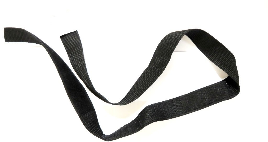 Battery holder  Velcro strap