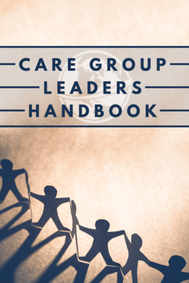 Care Group Leaders Handbook