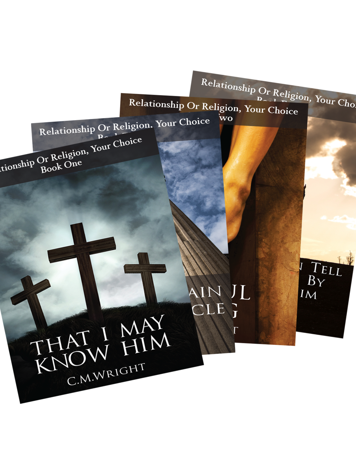 Complete Set - Relationship Or Religon, Your Choice Series