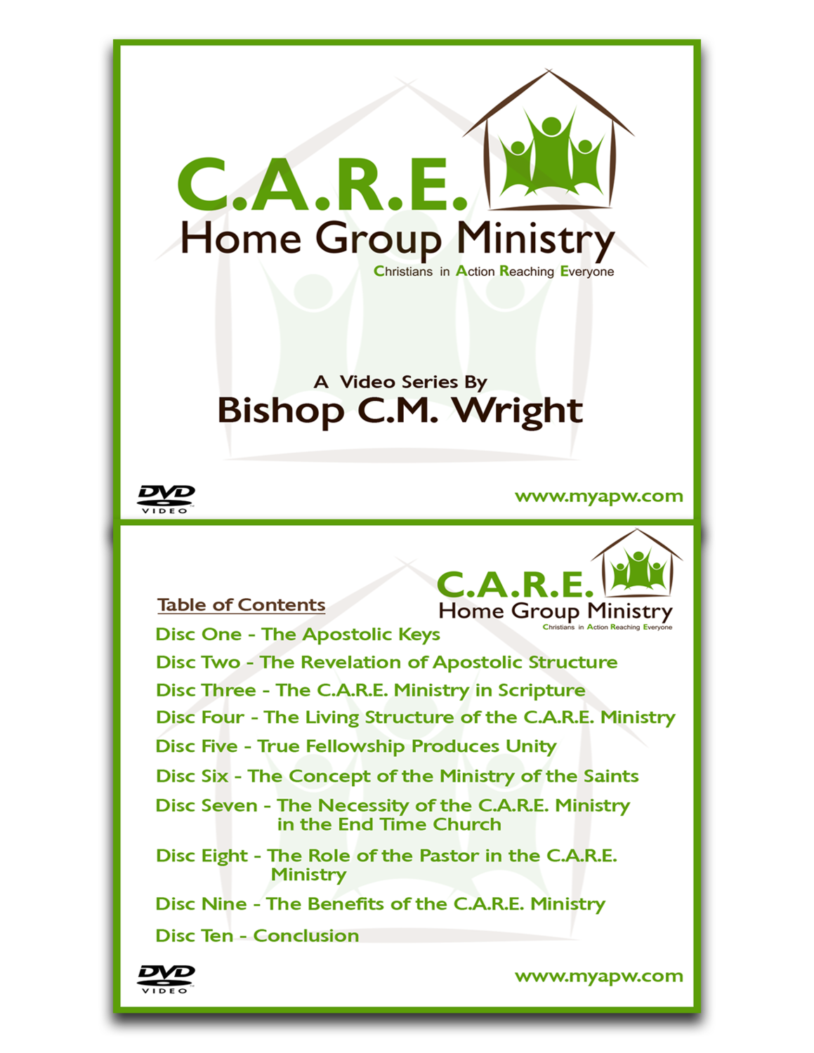 C.A.R.E - Home Group Ministry