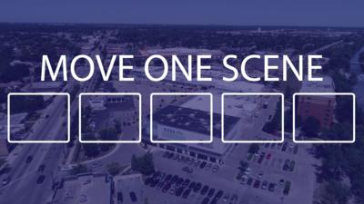 MOVE ONE SCENE