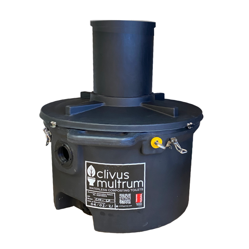 Clivus Multrum™ Low Profile (CM LP)