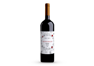 Entreamigos Vintage Red Blend