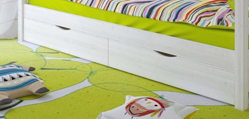 арт. 8032 Ящики подкроватные возможны для любой модели
