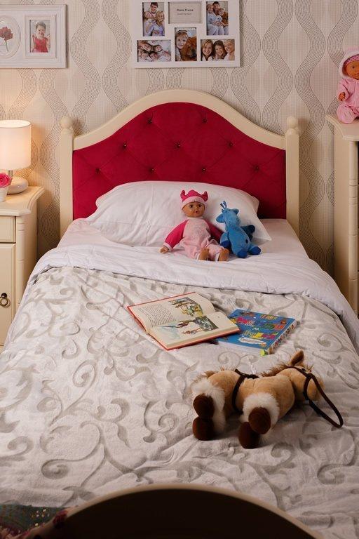 арт. 1221 Кровать мягкая K2