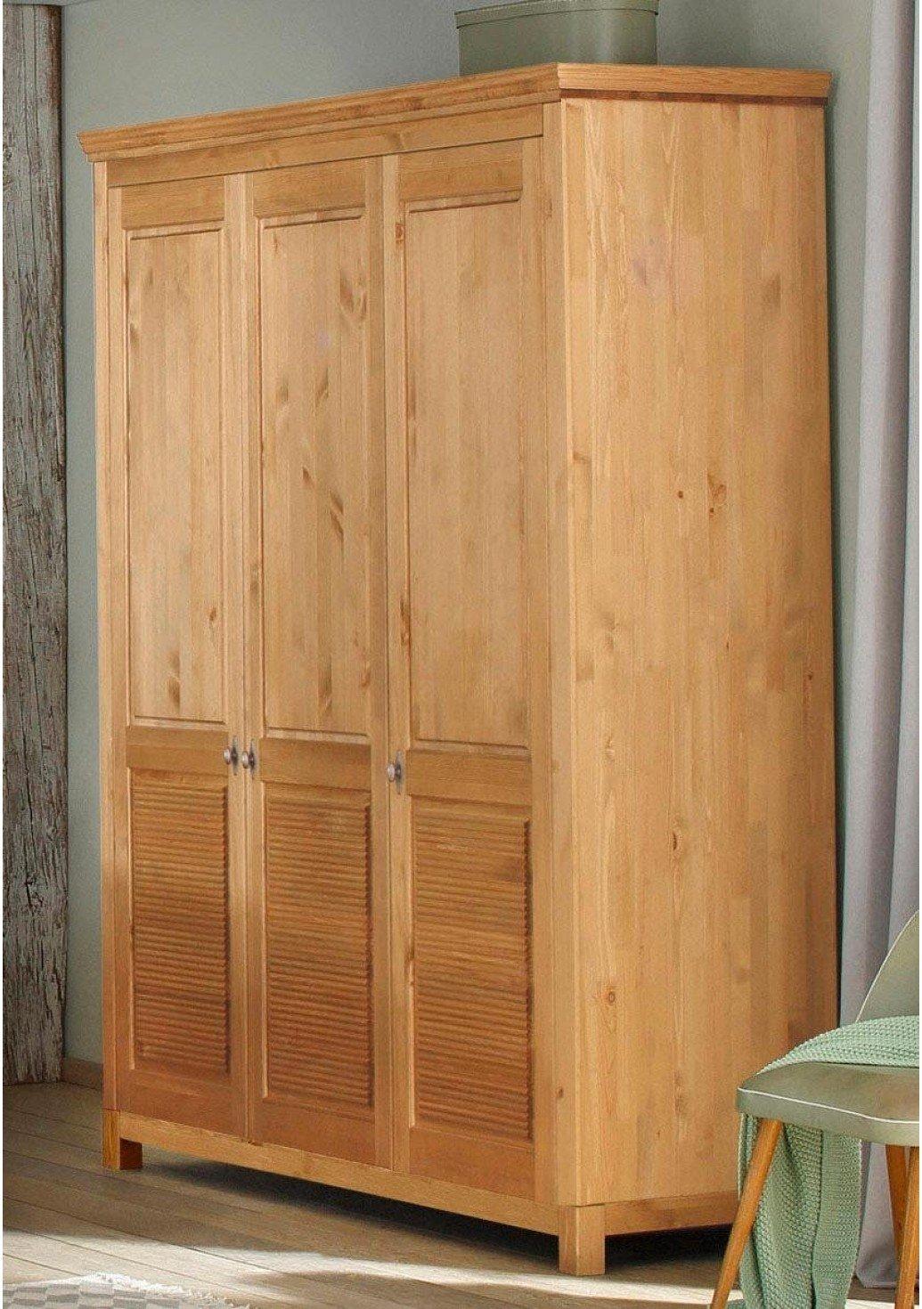 арт. 3022 Шкаф для одежды Рауна-30  Ш1670xГ600xВ2140