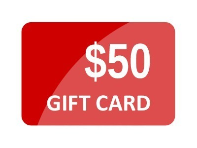 $50 Gift Card For Green Valley Wood Products Website
