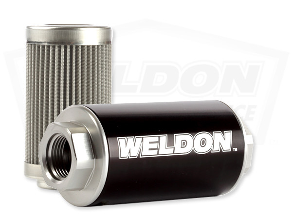 10 Micron SSN Series Stainless Filter Assemblies - For use with all fuel types
