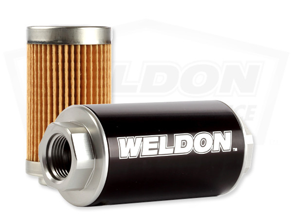 10 Micron CLN Series Cellulous Filter Assemblies - Not for use with ethanol/methanol