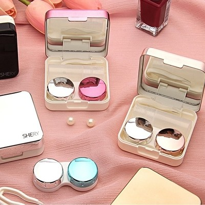 Others - Eyekan Mirror Contact Lens Casing Set
