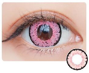Pastel Tinged Pink