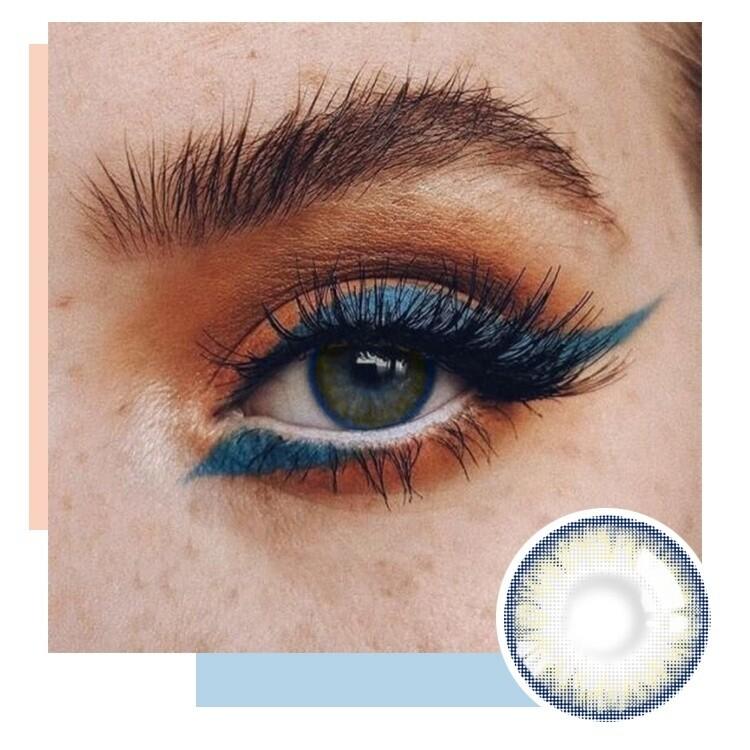 Pro HD Aqua Blue Gray