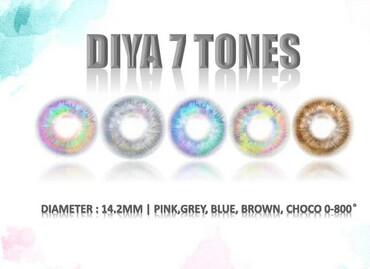 JC Rainbow aka Diya 7 tones Rx