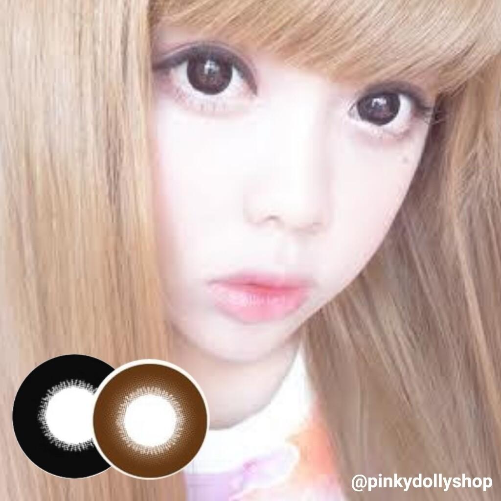 Essential Black/Choco aka Pearl Rx(big eyes effect)
