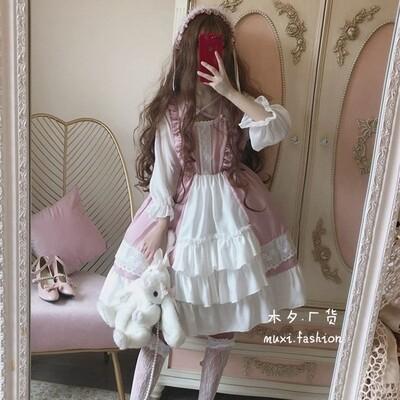 Fashion Japanese Kawaii Lolita Dress