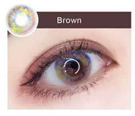 Rainbow Brown 虹