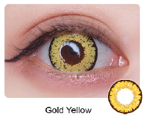 Pastel Golden Yellow (Gold Brown)