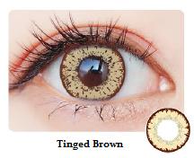 Pastel Tinged Brown (Light Brown)*