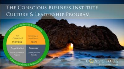 Conscious Business Culture & Leadership Program: Introduction