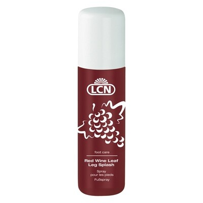Red wine leaf leg splash 100ml