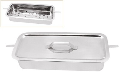 Implement tray stainless