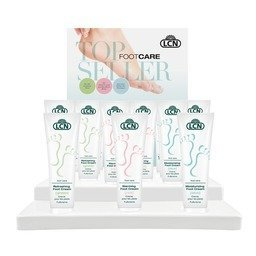 Foot Cream Bar-9 items plus tester
