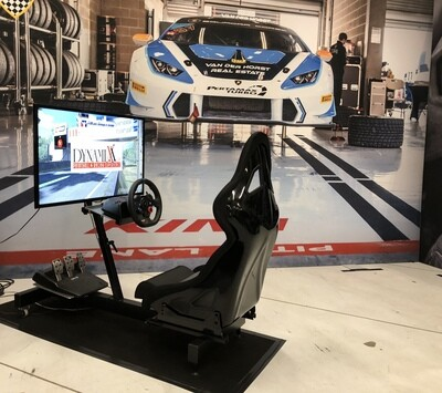 DYNAMIXX COMPACT RACER SEMI PRO PS4 EDITION