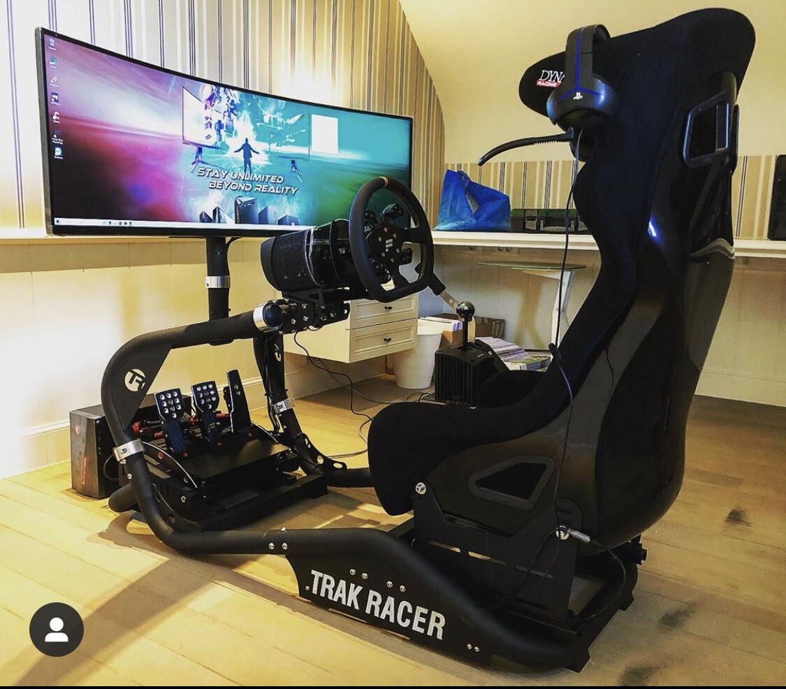 DynamiXX Best Buy Package - Race Simulator