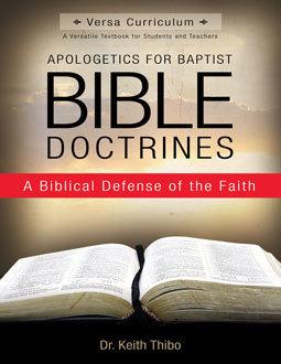 BIBLE DOCTRINES  ** TAX EXEMPT **