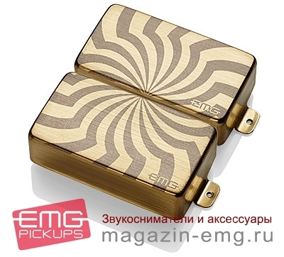 EMG ZW Set (Zakk Wylde) Limited Edition