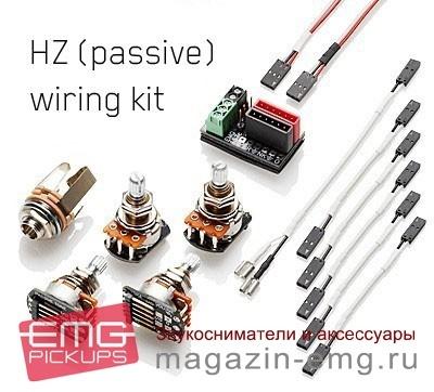 EMG Wiring Kit - 1\2 звукоснимателя HZ