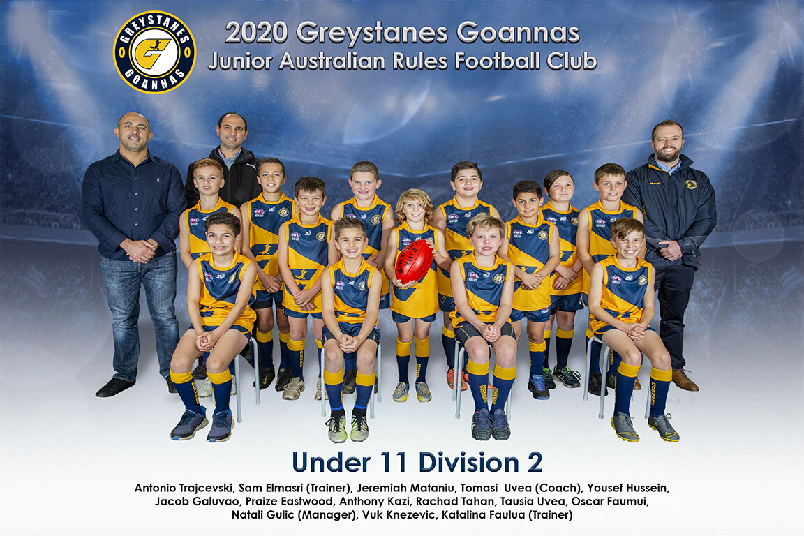 Team Photo 12x18 Inches (305mm x 457mm)