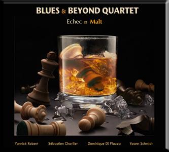 CD Echec et Malt - Blues & Beyond Quartet