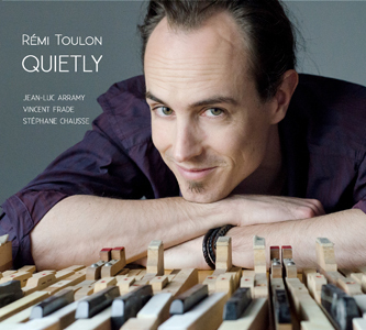 CD Quietly - Rémi Toulon