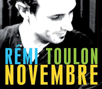 CD Novembre - Rémi Toulon