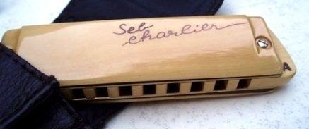 Harmonica Brodur-SebCharlier : Buis