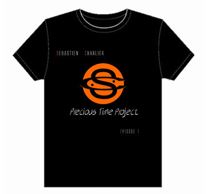 T-Shirt Precious Time Project 1