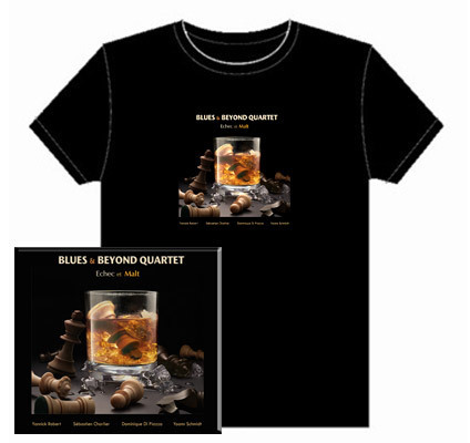 PACK CD + T-Shirt Echec et Malt