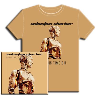 Pack Precious Time 2.0 : CD + TShirt